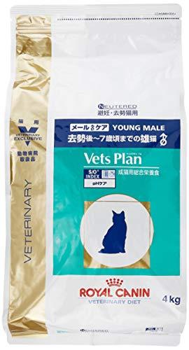 ロイヤルカナン 猫用 ベッツプラン メールケア(4kg)