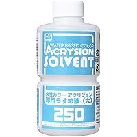 GSIクレオス T303 水性カラーアクリジョン専用うすめ液 (大) 250ml