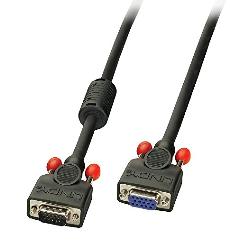 Lindy 36398 Rallonge VGA 15 M Noir