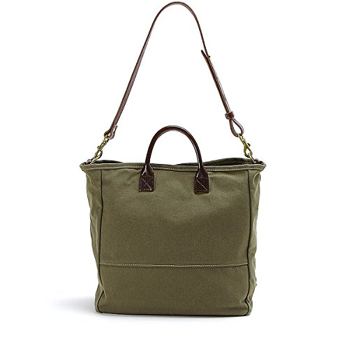 スロウ トートバッグ 2way tote bag colors 49S113F khaki