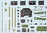 クインタスタジオ 1/32 P-51D 初期型 内装3Dデカール (タミヤ用) プラモデル用デカール QNTD32005