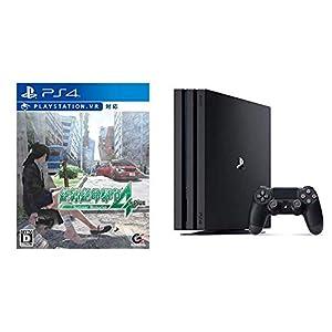 PlayStation 4 Pro ジェット・ブラック 1TB + 絶体絶命都市4Plus -Summer Memories- セット