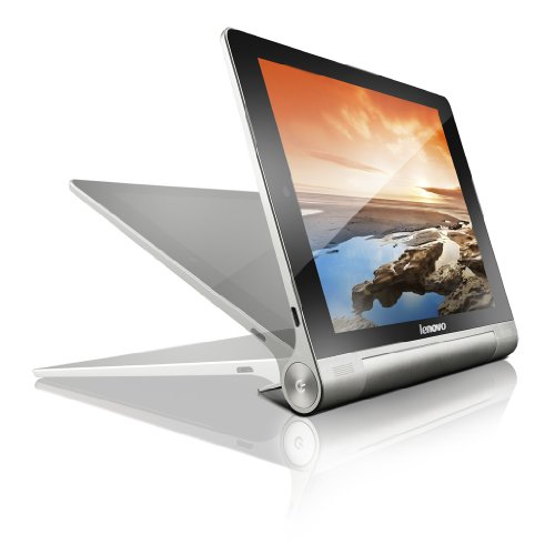 Lenovo YOGA TABLET 8 ( Android 4.2 / 8inch / MediaTekMT8389 / 1GB / 16GB / 3Gモデル / IIJ micro SIM 同梱 / シルバーグレー )  59388458