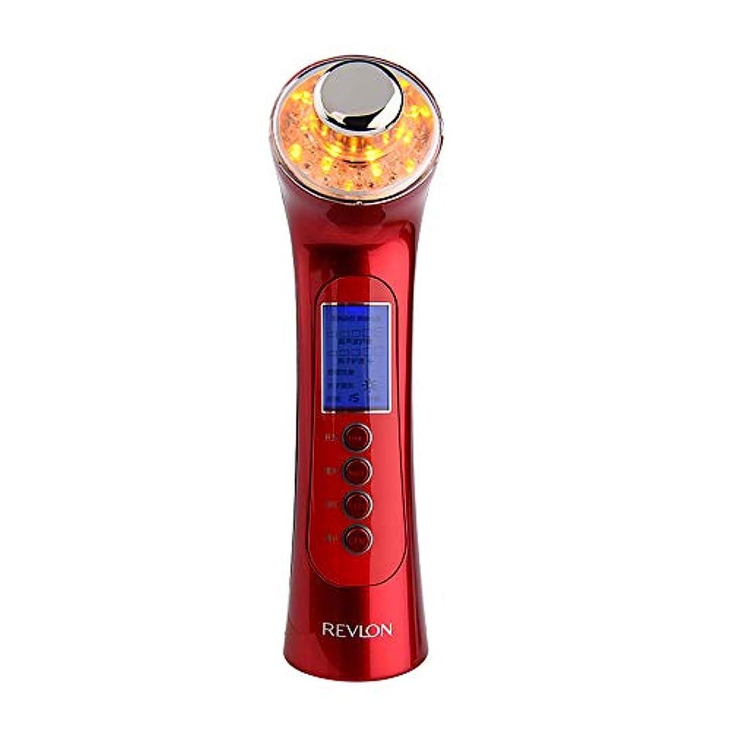 オートマトン可決アンソロジー肌を引き締め機、5に1で5洗顔マッサージマッサージマッサージャーで3色ライトディープクレンジングアンチエイジング多機能振動美容機器