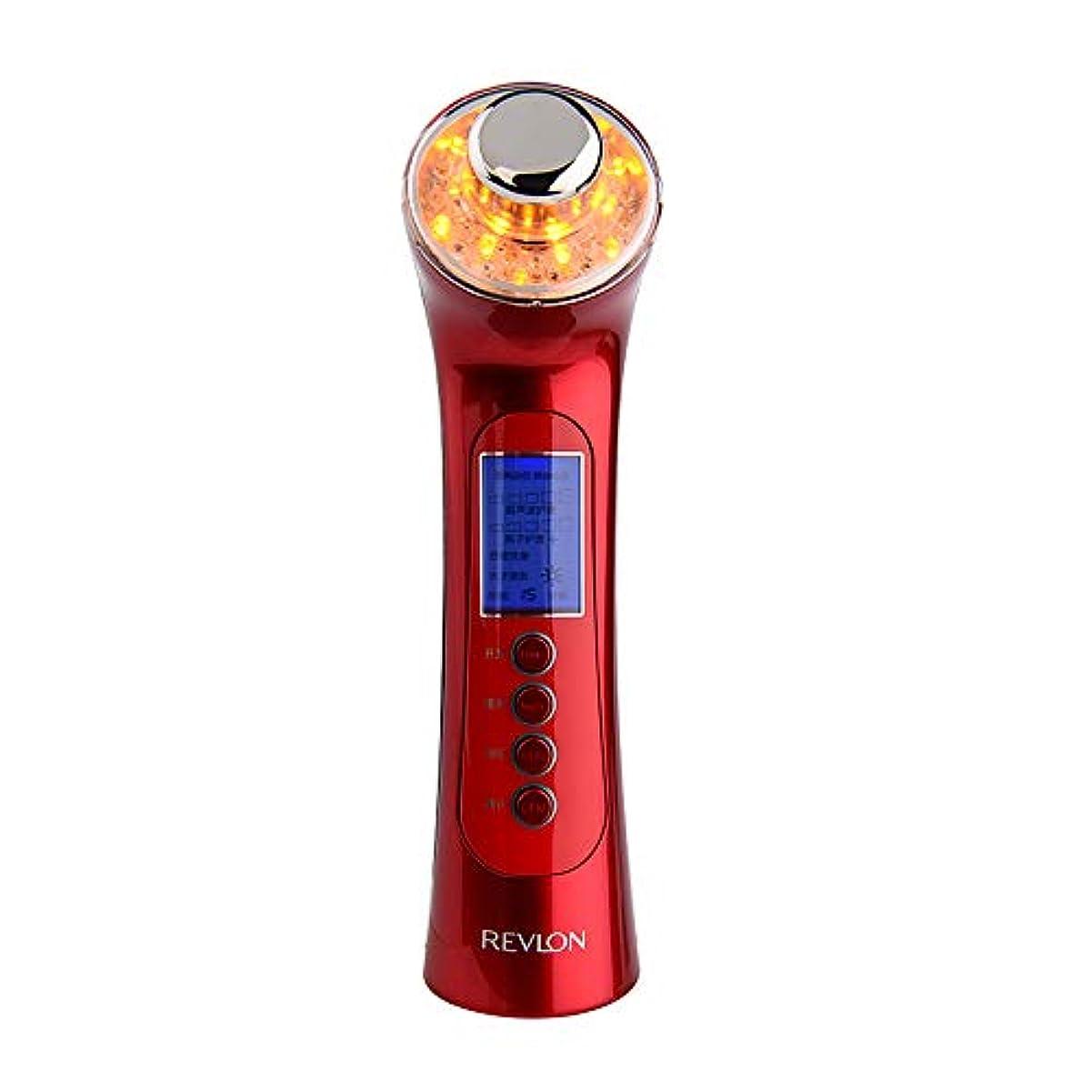 教育者社会学講義肌を引き締め機、5に1で5洗顔マッサージマッサージマッサージャーで3色ライトディープクレンジングアンチエイジング多機能振動美容機器