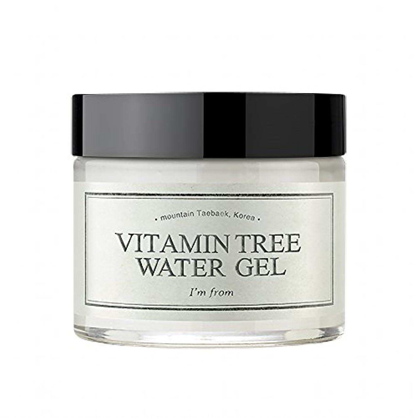 刺激する着飾るソフィー[I'M FROM] Vitamin Tree Watergel [並行輸入品]