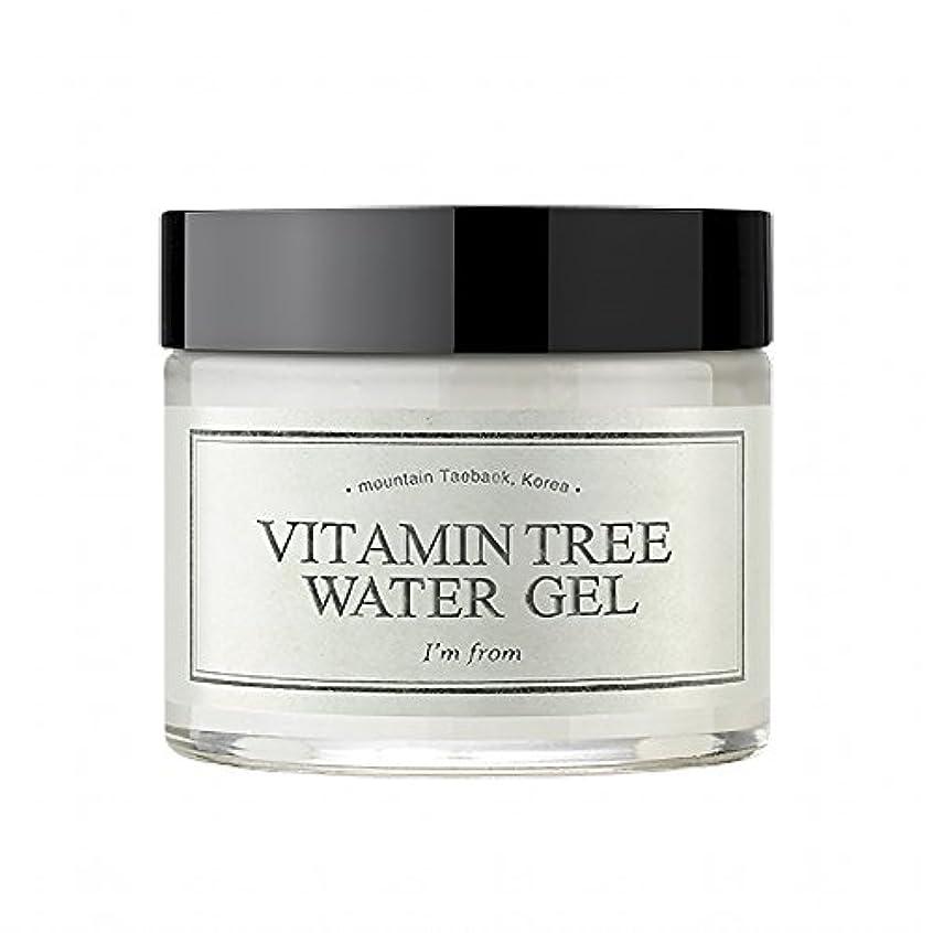 ソースメリー入り口[I'M FROM] Vitamin Tree Watergel [並行輸入品]