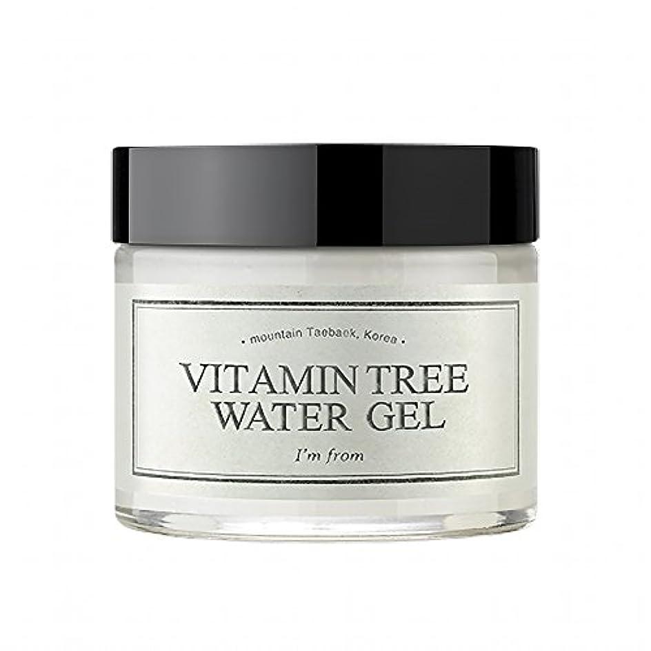 ストレス撤回するテンポ[I'M FROM] Vitamin Tree Watergel [並行輸入品]