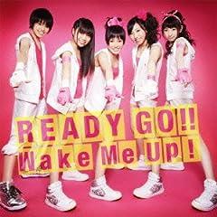 Dream5「READY GO!!」のジャケット画像