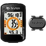 BRYTON(ブライトン) GPSサイクルコンピューター Rider15C ケイデンスセンサー付 ブラック