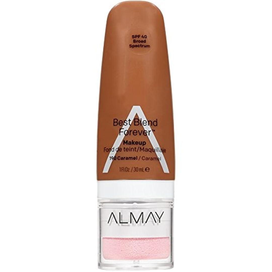に渡って動揺させるオフセットAlmay Best Blend Forever, 190 Caramel, 30 ml