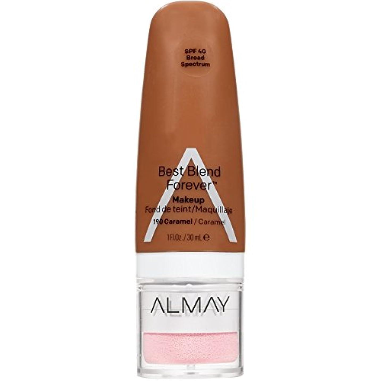 にぎやか降下いらいらさせるAlmay Best Blend Forever, 190 Caramel, 30 ml