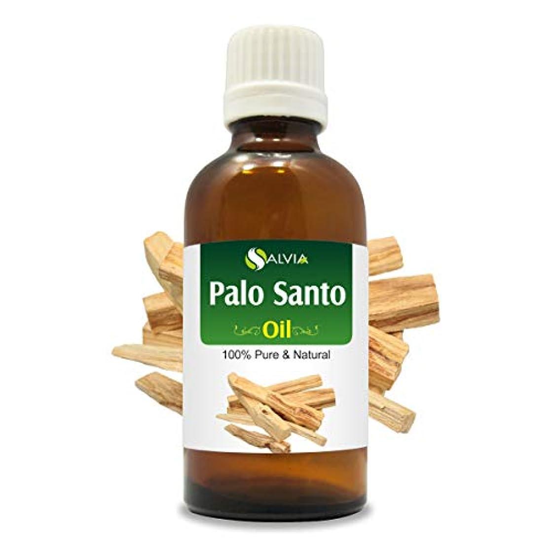 立場自治書士Palo Santo Oil (Bursera graveolens) Therapeutic Grade 100% Natural Pure Undiluted Uncut Aromatherapy Essential Oil - 50 ML By Salvia