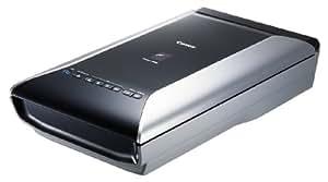 Canon フラッドベッドスキャナー CanoScan 9000F A4対応 高精細CCDセンサー 9600dpi(フィルム) 発色LED搭載 35mmフィルム12コマ連続スキャン 本体内蔵ACアダプタ