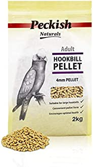 Peckish Large Adult Hook Bill Pellet, 2kg