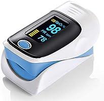 MQ Fingertip Pulse Oximeter Oled Display Sports Instant Read Digital Pulse Oximeter Oxygen Sensor Pulse Rate Monitor...