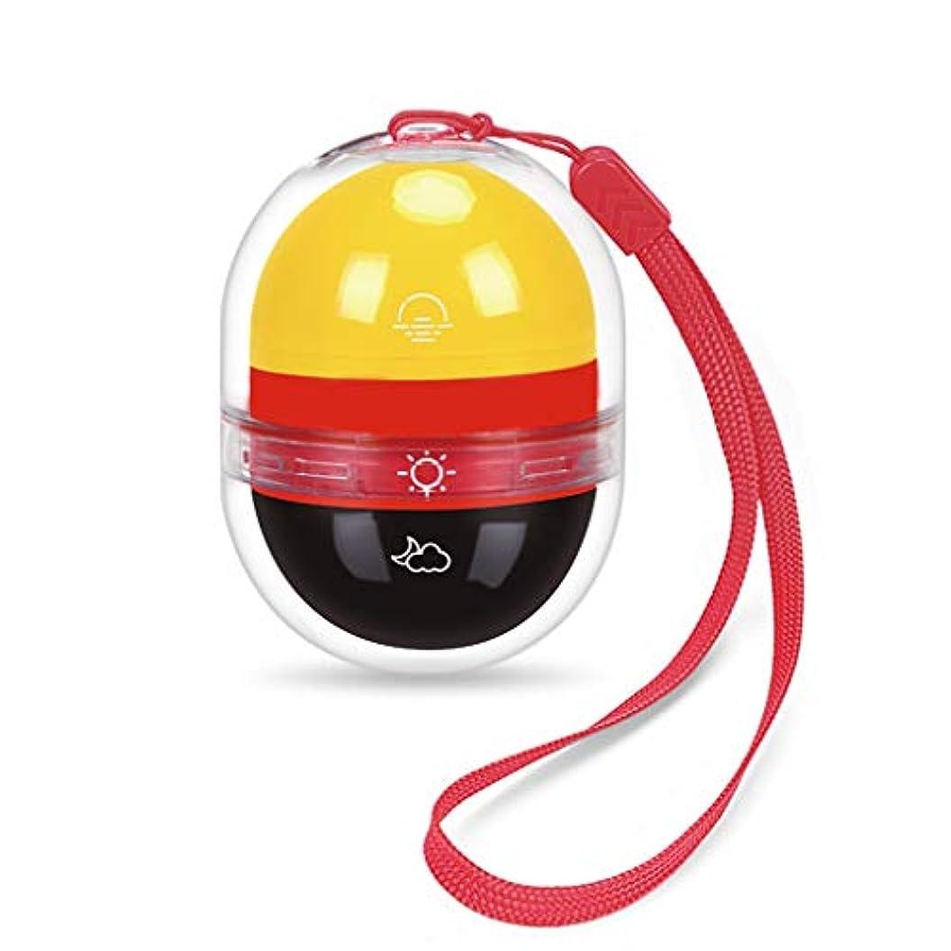 スリンクおいしい面積家庭用ピルボックス毎日ピルボックスポータブルミニピルボックス薬収納ピルボックスクリエイティブポータブルピル小さな薬箱 LIUXIN (Color : Red, Size : 6.6cm×5cm)