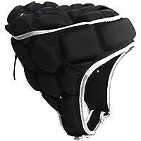 SunniMix サッカー ヘッドガード ヘルメット 調節可能 軽量 通気性 耐久性 EVA アウトドアスポーツ