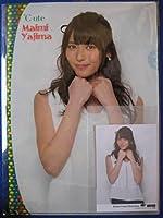 52 臨時店 ソロA4 クリアファイル 矢島舞美 ℃-ute 広島