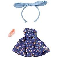 Lovoski 1/6ブライスBJD人形ドール対応 ちょう結び飾り ワンピース スカート ドレス ピンクシューズ 人形服アクセサリー