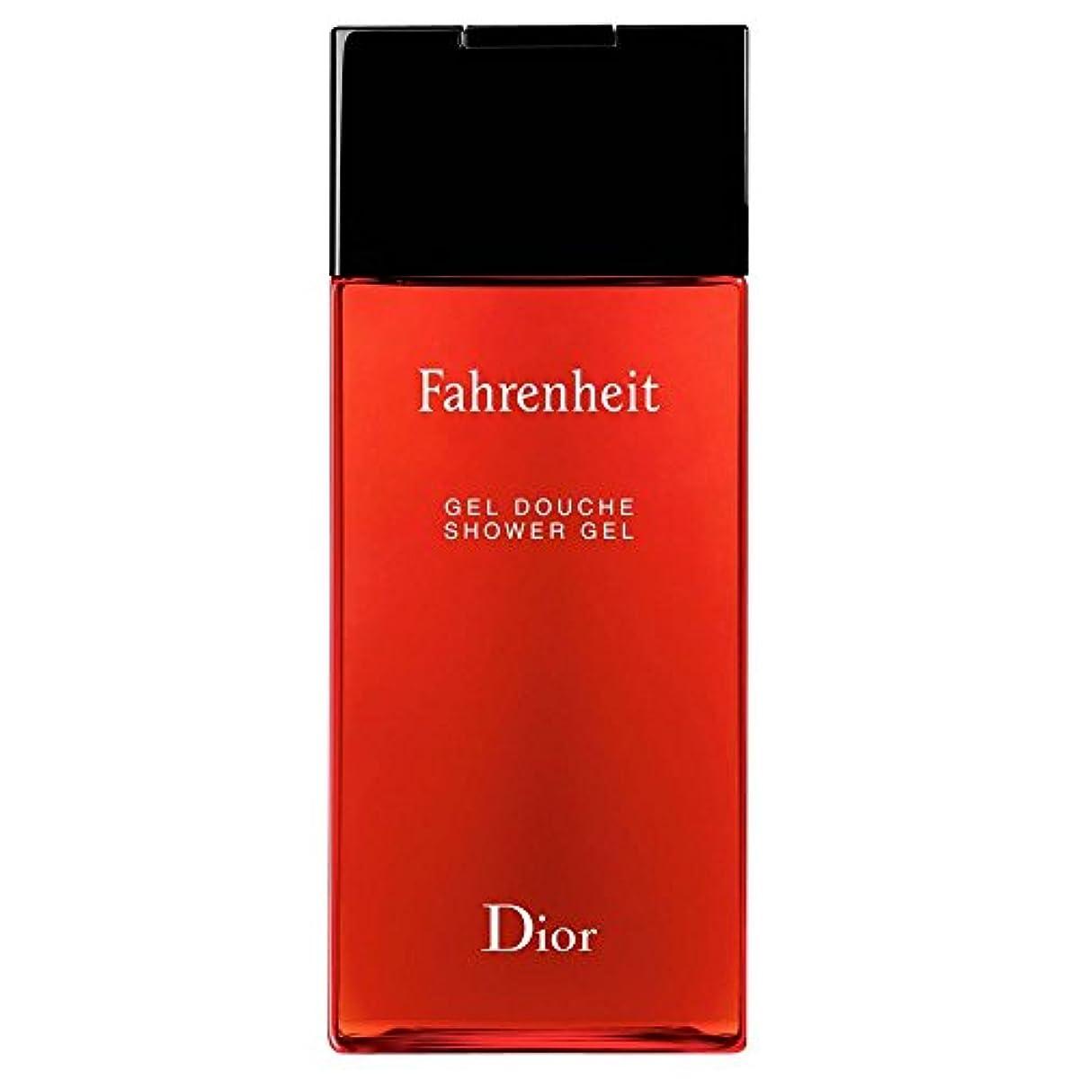 暴君扇動するびっくりした[Dior] ディオール華氏発泡シャワージェル200Ml - Dior Fahrenheit Foaming Shower Gel 200ml [並行輸入品]