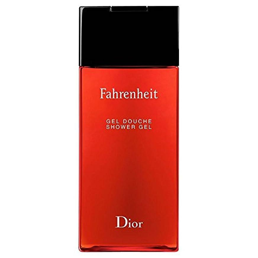 路面電車首相修理工[Dior] ディオール華氏発泡シャワージェル200Ml - Dior Fahrenheit Foaming Shower Gel 200ml [並行輸入品]