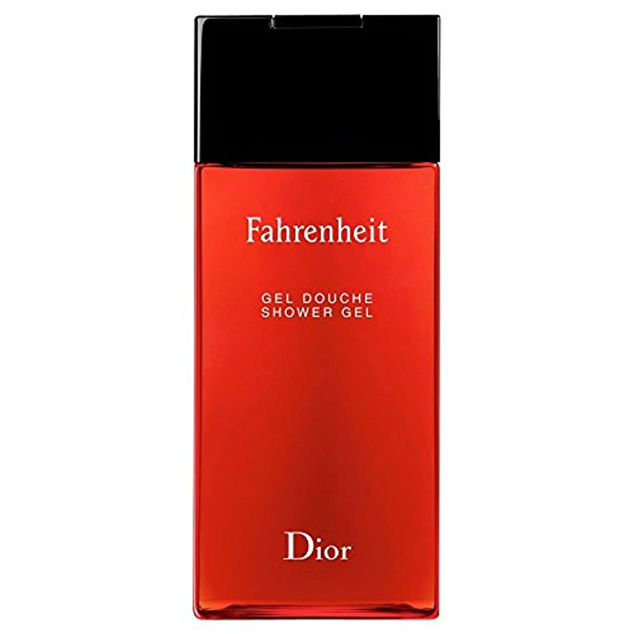 大聖堂モジュール腸[Dior] ディオール華氏発泡シャワージェル200Ml - Dior Fahrenheit Foaming Shower Gel 200ml [並行輸入品]