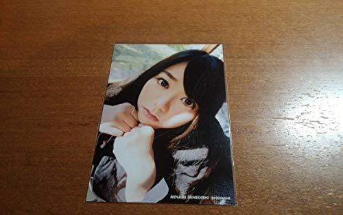 講談社限定 AKB48生写真 峯岸みなみ