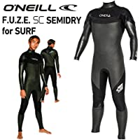 18-19 O'NEILL/オニール FUZE SC SEMIDRY for SURF/スーパーフリーク セミドライ 5×3 WG-6070 ウェットスーツ サーフィン フルスーツ
