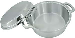 無水鍋 20cm 【炊いたご飯は、かまど炊きの味】