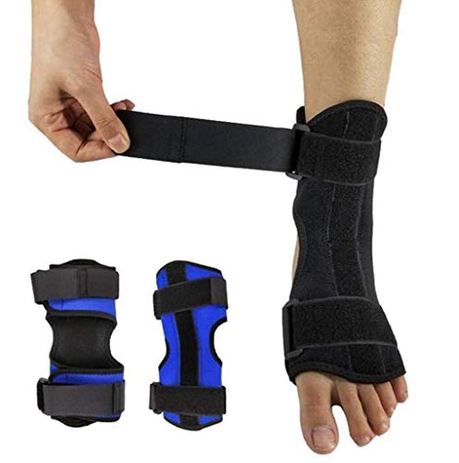 誘惑気付く故障ドロップフット–ドロップフット、神経損傷、足の位置、圧力緩和、足首と足の装具のサポート