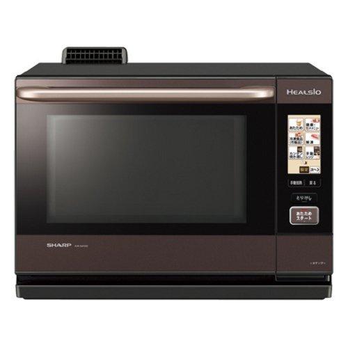 RoomClip商品情報 - シャープ スチームオーブンレンジ 26L ブラウン系SHARP ウォーターオーブン ヘルシオ AX-SA100-T