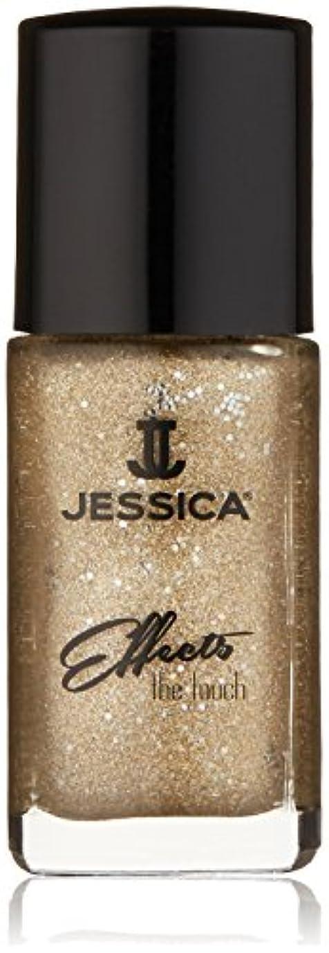 コイン悪性警告するJessica Effects Nail Lacquer - Touch It - 15ml/0.5oz
