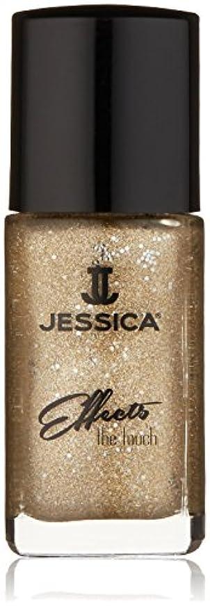 知的時間暫定のJessica Effects Nail Lacquer - Touch It - 15ml/0.5oz