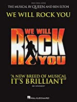 We Will Rock You: The Musical, Piano, Vocal, Guitar