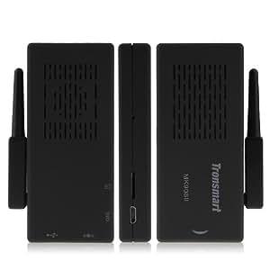 Tronsmart MK908II Quad Core RK3188 1.6GHz RAM 2GB NAND FLASH 8GB 外部アンテナ搭載 Google TV Android TV [並行輸入品]