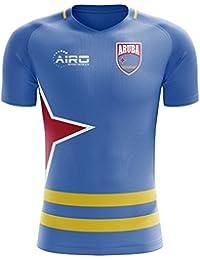 Airo Sportswear 2018-2019 Aruba Home コンセプトフットボールシャツ(キッズ)