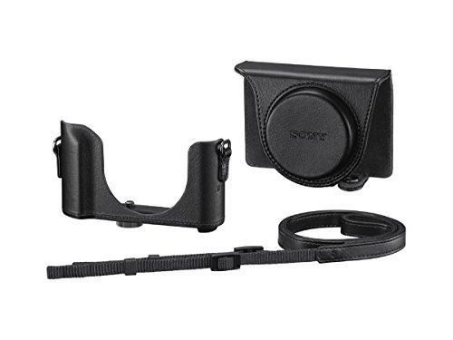 ソニーSONYデジタルカメラケースジャケットケースブラックLCJ-HWABC