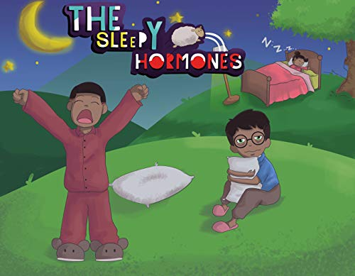 The Sleepy Hormones (English Edition)