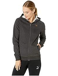 [プーマ] レディース パーカー・スウェットシャツ Athletic Full Zip Fleece Hoodie [並行輸入品]