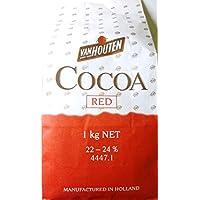 バンホーテン ココアパウダー 1kg