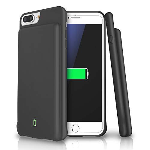 c5af5eb43b COOLEAD バッテリーケース iphone 6p/6sp/7p/8p兼用 - iPhone充電ケース