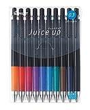 ゲルインキボールペン ジュースアップ ノック式 0.3mm【10色セット】 LJP200S3-10C