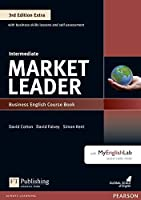 Market Leader Intermediate (3E) Extra Edition Coursebook with DVD-ROM and MyLab Access