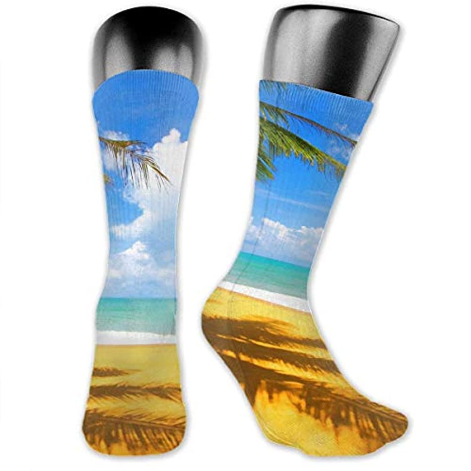 連邦嫌がらせグローMKLOS 通気性 圧縮ソックス Breathable Extra Long Cotton Thigh High Trippy Cartoon Art Socks Over Exotic Psychedelic Print...
