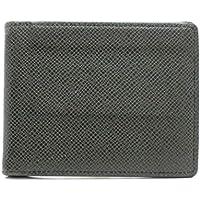 [ルイ ヴィトン] LOUIS VUITTON タイガ ポルトフォイユ パンス マネークリップ カードケース 名刺入れ アルドワーズ 黒 ブラック M42136