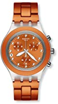 Irony Diaphane Chrono Full Blooded Naranja SVCK4051AG