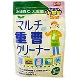 ピクス マルチ重曹クリーナー(食器 鍋 浴槽 換気扇 レンジ キッチン)天然素材 2kg 大容量
