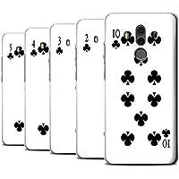 stuff4電話ケース/カバー/スキン/huamt10p/再生カードコレクション MR-HUAMT10P-PLYNGCRDS-X