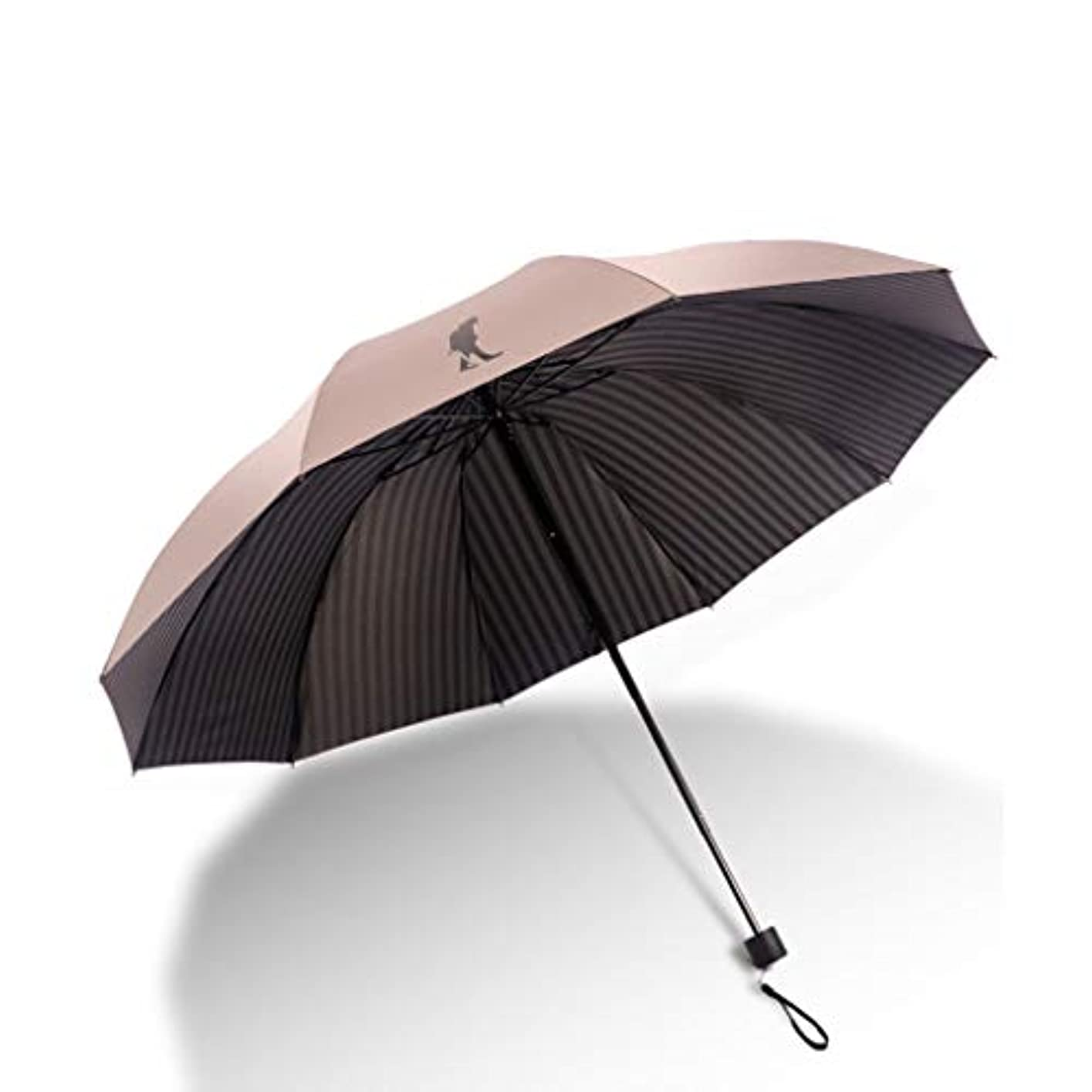 敬礼傷つけるお誕生日Py 傘日焼け止めUV傘大型補強折りたたみデュアルユース日傘